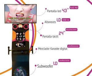 Karaoke Alquilar
